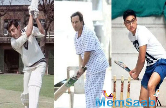 "According to a source, ""Cricket is not just a hobby for Ibrahim, he is passionately following it. Saif and Amrita have both given him the go ahead to try for a while and see if he has it in him to make it at the highest level""."