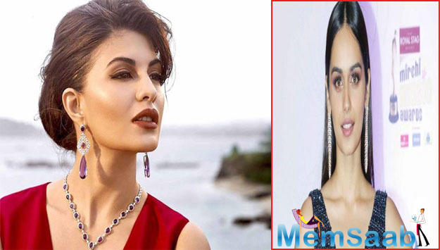 The story goes that producer-director Sajid Nadiadwala was keen to rope in Miss World Manushi Chhillar, who is looking for a proper Bollywood vehicle for her debut, but then Jacqueline jumped in.