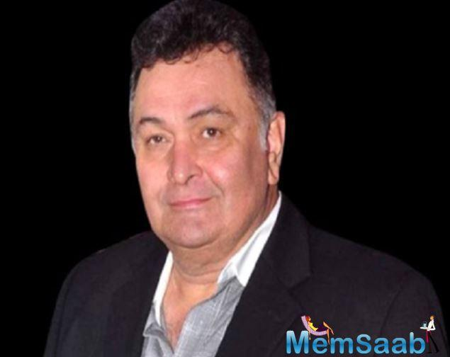 Even as Rishi Kapoor is on a hospital bed in New York, the actor has signed up for three films.