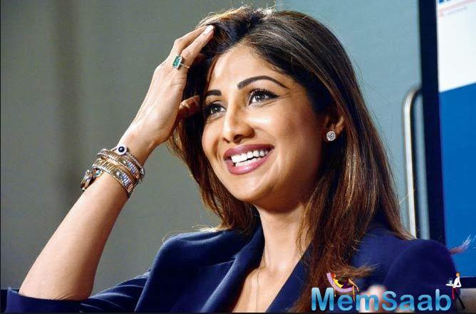 Shilpa Shetty was last seen on the big screen in 2008 for the song Shut Up And Bounce from Dostana.