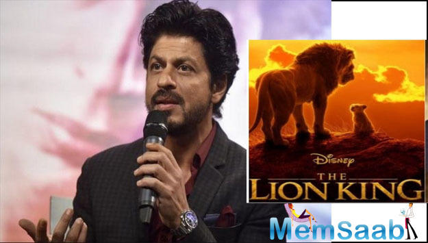 For SRK, it is a film he watches when he is clueless about what to watch with his children, Aryan, Suhana and AbRam.
