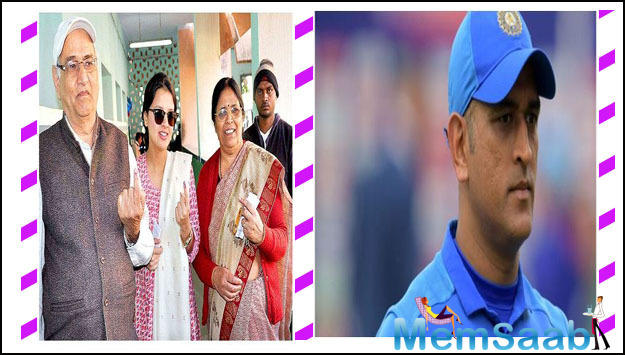 The rumors of former Indian cricket team captain MS Dhoni's retirements have been making rounds since a long time now.
