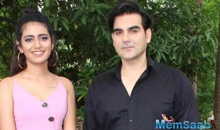 Arbaaz Khan who has signed to play a pivotal role in the film spoke to a media house about signing up the role in the film which is already mired in controversy.