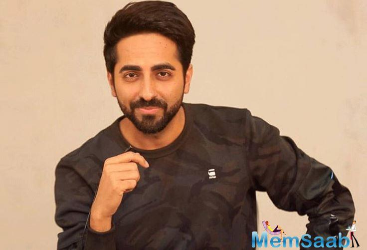 The director of the film Raaj Shaandilyaa reveals that Ayushmann will sing a song in female voice for Dream Girl.