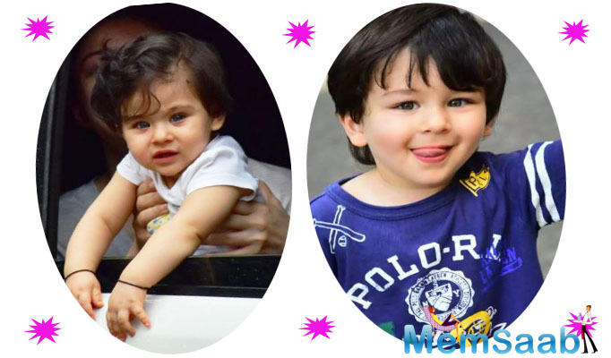 Soha Ali Khan and Kunal Kemmu's daughter Inaaya is netizen's favourite kid just like her cousin brother Taimur Ali Khan.