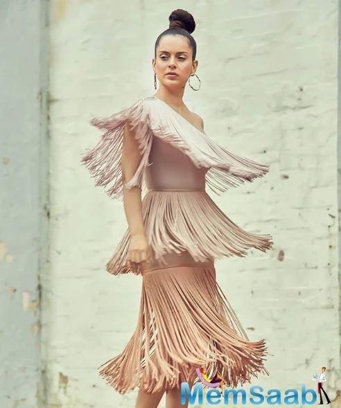 Instances like this, Kangana said, have been making her work environment suffocating.