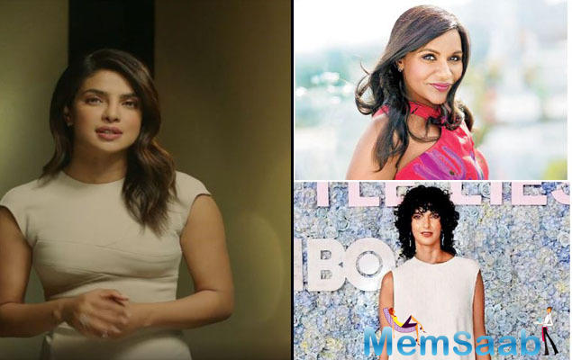 Work on Priyanka Chopra Jonas and Mindy Kaling's untitled wedding comedy is moving at a brisk pace.