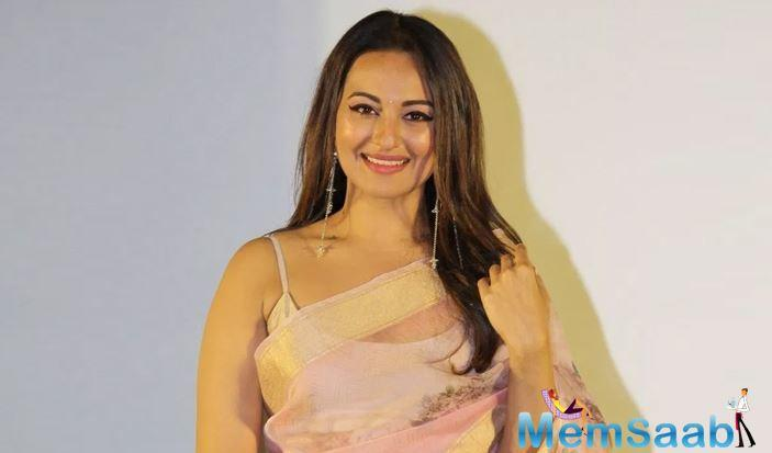 Sonakshi Sinha's parents want her to date a