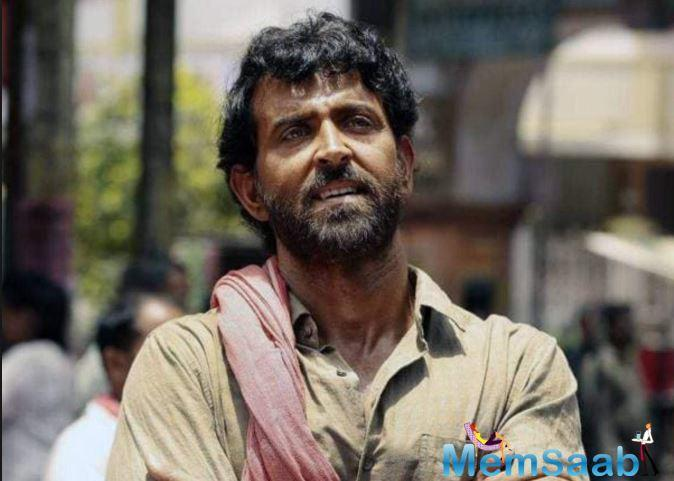 After almost two years, Hrithik Roshan finally hit the screens with his film 'Super 30' this year which has struck the right chords with the audience.
