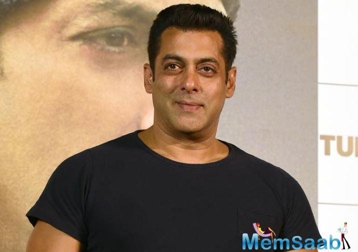 As per a report, Salman Khan might be planning to produce a film based on the concept of Indian marriage halls.
