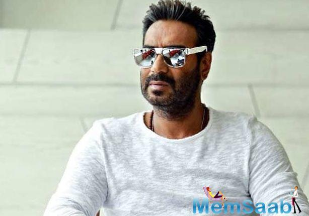 """The source close to the film, added, """"Filming begins today in the Mandvi district where a larger-than-life introductory scene with Ajay Devgn will be shot, followed by the action-packed finale featuring the actor who plays the central character."""