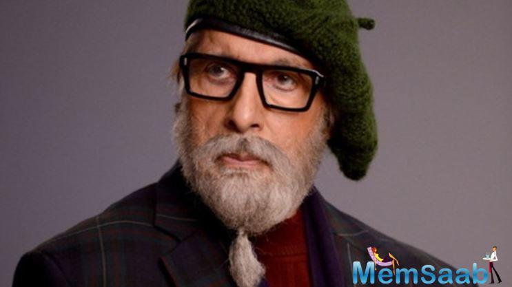 Big B already seems to be in the 'vision of KBC' as his next project, he shared on Twitter.