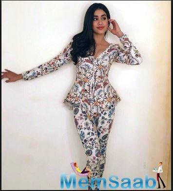 Janhvi Kapoor, who made her debut with Dhadak, has her dates packed for this year.