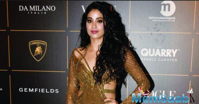 The newcomer actress doesn't believe in taking breaks, and is a workaholic. So in addition to the four films, Janhvi will also do a short film with Zoya Akhtar, which she will shoot in the month of September.