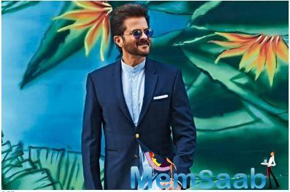 Anil Kapoor has always been an inspiration for youngsters. His fitness and infectious energy can give any new kid on the block a run for his money. No wonder that his style and personality has given major goals to the millennials.