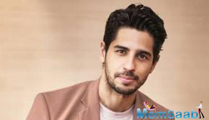 "When asked about where he likes to shop, Sid says that his busy schedule only allows him to shop online. ""I prefer online shopping, mostly because I travel a lot and don't have time,"" he says."