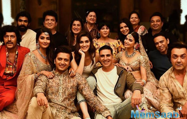Housefull 4 will now be the biggest budgeted comedy film to come out to Bollywood, when it releases in October this year.