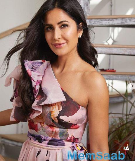 Katrina said that roles like Bharat and more are what are exciting to her and she is exactly looking for such avenues to grow in the future.