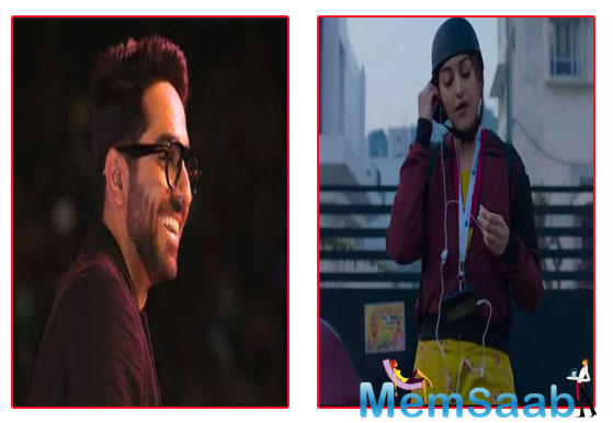 Ayushmann Khurrana, who starred in both the films, was appreciated for picking these projects.
