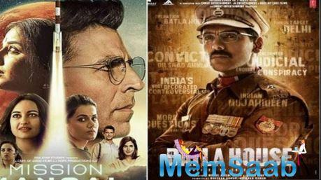 For the unversed, on the day one, the collection was Rs 28.50 crore nett and the same more than Akshay Kumar's Gold which was released last year on Independence day.