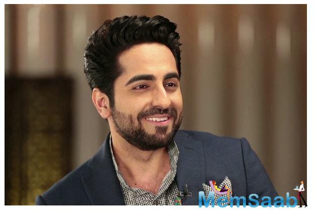 Meanwhile, Ayushmann will be seen in Dream Girl opposite Nusrat Barucha. The actor mimics women in the movie.