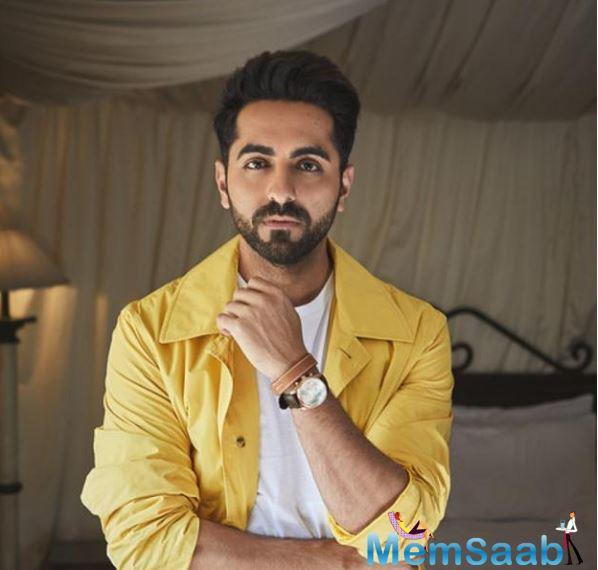 A Mid-Day report has revealed that Ayushmann shot for a TV commercial as the ambassador of a security solutions brand. It has been revealed that he charged a bomb for the appearance.