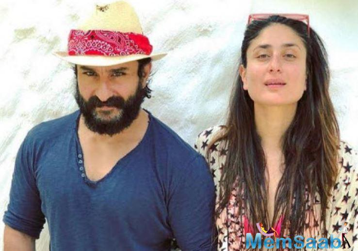 There has been a great deal of speculation about Kareena Kapoor Khan's web debut. Husband Saif Ali Khan has convinced her to take the digital route.