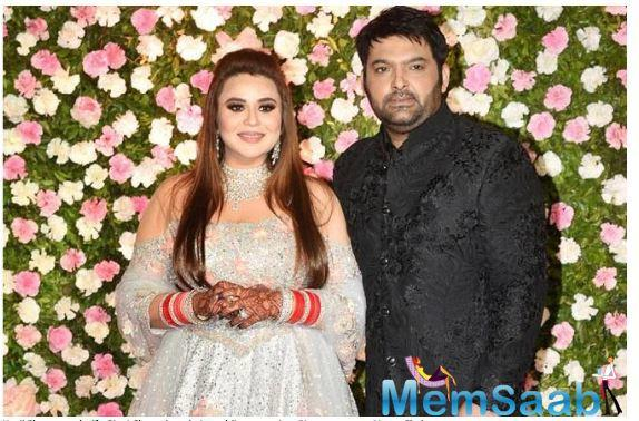 Speaking about Ginni's pregnancy, Kapil in an interview, to a publication, he said,