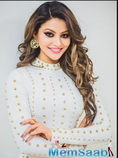 Urvashi is an extremely talented and well-known face in the industry and yet she has received impartial love and affection from her co-stars as well as her social media family.
