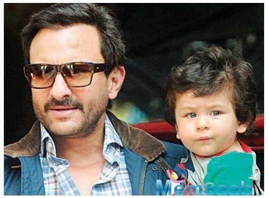 Saif had also said that he finds 10 people lounging about outside his house waiting for a shot of his kid Taimur Ali Khan disturbing.