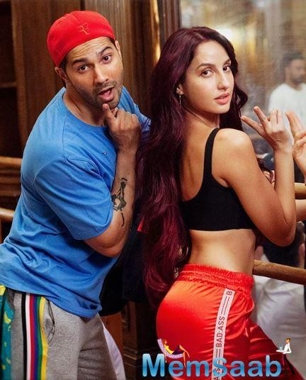 Street Dancer 3D, helmed by Remo D'souza is touted to be the biggest dance film India ever had. This is Varun Dhawan and Shraddha Kapoor's second film together after 2015's hit film ABCD 2.