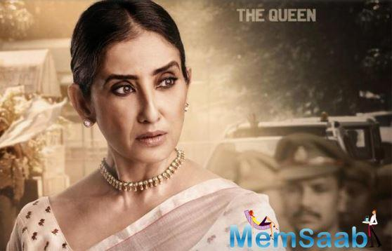 Manisha Koirala, the actress who left the world enchanted with her infectious smile, is back on the silver screen with the political drama, Prasthanam.