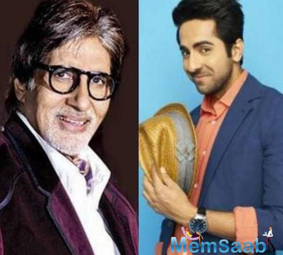 Ayushmann Khurrana is one actor who is everyone's favorite, thanks to his choice of films.