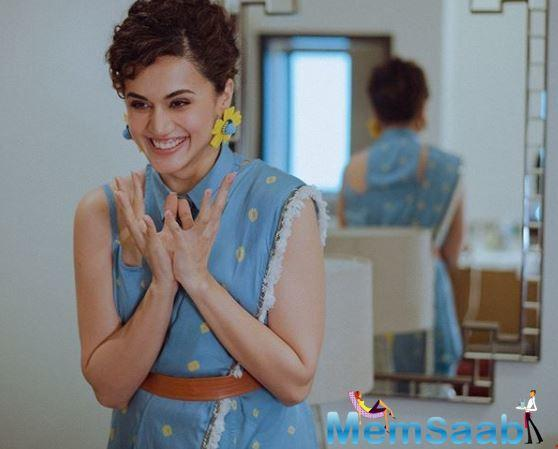 Anubhav Sinha and Taapsee Pannu are set to recreate the magic once again with their forthcoming film, titled,