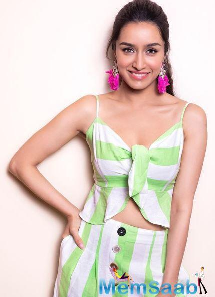 It has been an eventful year for actress Shraddha Kapoor. Currently riding high on the success of 'Saaho', the beauty has also been receiving praise for her role in the Nitesh Tiwari directorial 'Chhichhore'.