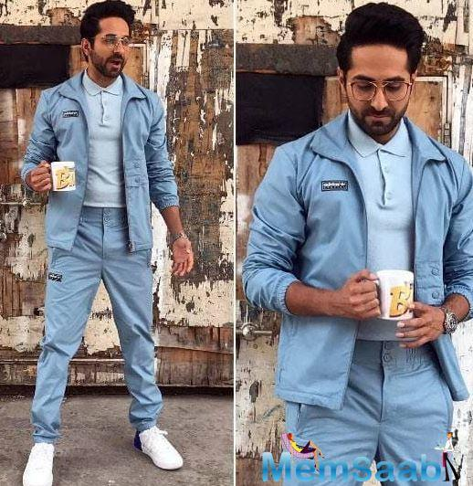 Ayushmann, known for movies like 'Andhadhun', 'Badhaai Ho' and 'Article 15', calls 'Dream Girl' his most commercial, masala film to date.