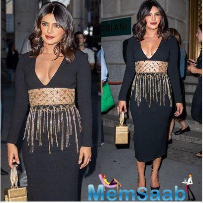 Priyanka Chopra Jonas is among the global icons whose impeccable fashion sense never ceases to amaze everyone.