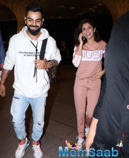 Virat Kohli and Anushka Sharma make for one of the cutest couples ever, and the two make it to the news time and again,