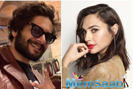After Victoria and Abdul this is Fazal's next leading role in a major Hollywood production alongside Gal Gadot aka Wonder Woman!