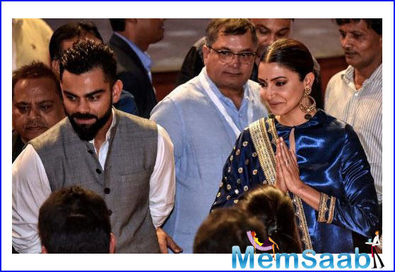 Also, during the event, a stand was unveiled after Kohli's name in the Feroz Shah Kotla stadium now renamed as Arun Jaitley stadium.