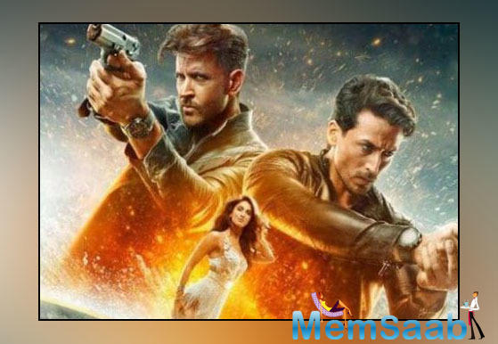 The star cast is arguably the biggest USP of War — the October 2 release sees the coming together of Hrithik Roshan and Tiger Shroff.