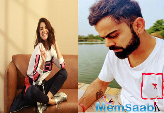 Anushka Sharma is the queen of all hearts. Well, apart from ruling hearts of die-hard fans, the actress has undoubtedly floored her husband and cricketer Virat Kohli.