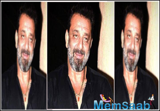 Sanjay Dutt who is in the promotion spree of his upcoming release 'Prassthanam' spilled the beans about his diet plan and fitness secret.