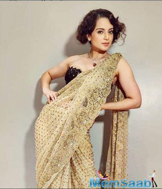 Her fashion sense has recently grabbed headlines when she wore simple cotton saree costing just Rs 600 at a function in Jaipur.