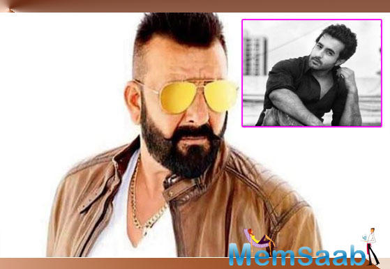 Only months after he forayed into production with Baba, Sanjay Dutt is eager to expand his role beyond filmmaking.