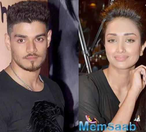However, in an interview with a leading daily, Sooraj Pancholi has opened up about Jiah Khan's alleged suicide case.