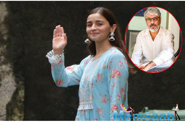 However, according to a report, SLB is also in talks with Alia Bhatt for his next inspiring film, tentatively titled as 'Gangubai'.