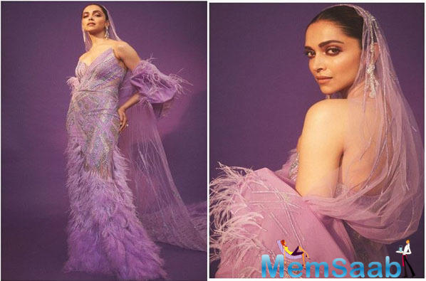 Deepika Padukone took to her Instagram to share a series of pictures from her recent photo shoot.