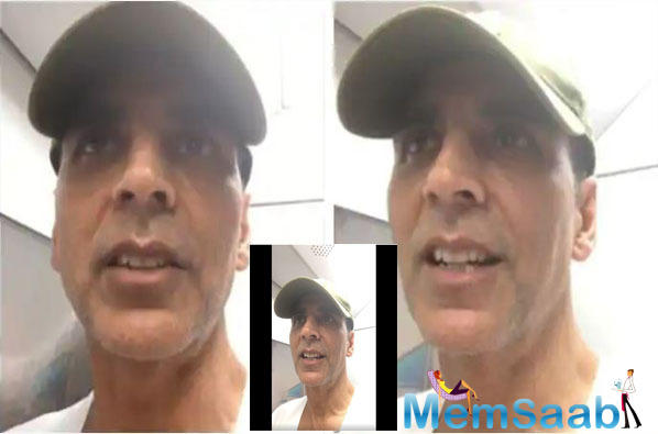 Akshay also elaborated that had he tried reaching Versova from Ghatkopar by road, he would have easily spent a couple of hours, if not more, to reach his destination.