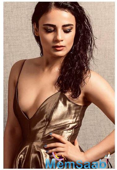 The versatile star, who has previously worked in films such as 'Mard Ko Dard Nahi Hota' and 'Pataakha', enjoyed the training sessions to the fullest.